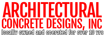 Architectural Concrete Designs Inc.